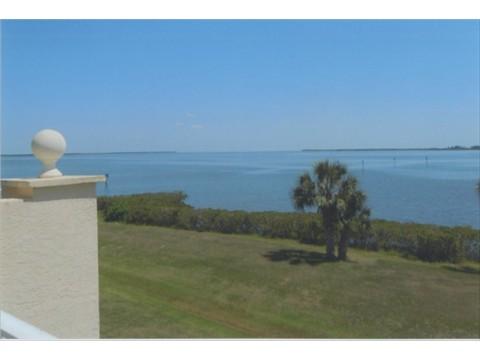 Balcony views at Villas at Harbour Village